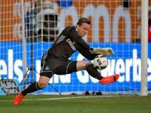 Tom Mickel bleibt weiterhin beim HSV
