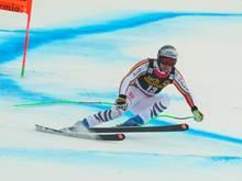 Bekam seine Medaille nach Hause geschickt: Thomas Dreßen