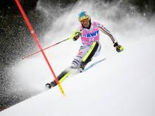 Felix Neureuther erreicht nur Platz 17 in Wengen