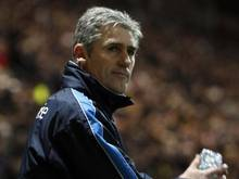 Neuer Teammanager bei West Bromwich Albion: Alan Irvine