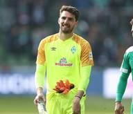 Wechselt auf Leihbasis zu Sandhausen: Stefanos Kapino von Werder Bremen