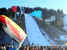 Der Skisprung-Weltcup in Titisee ist abgesagt worden