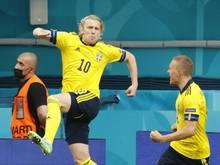 Schweden ist Gruppensieger