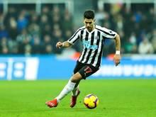 Pérez wechselt für 33,5 Millionen Euro zu Leicester City