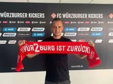 Kopacz kommt vom Bundesliga-Aufsteiger VfB Stuttgart