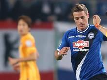 Tom Schütz verlängerte in Bielefeld bis 2018