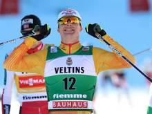 Geiger erreichte nach einer Aufholjagd Platz drei