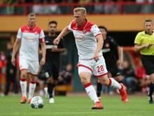 Rouwen Hennings erzielte den Siegtreffer