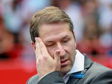 Niederlage gegen Dänemark: Österreichs Coach Franco Foda