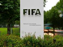 Die FIFA hat Kwesi Nyantakyi für 90 Tage gesperrt