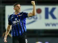 Robin Gosens traf gegen Lazio