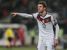 Nur 22 Minuten spielte Müller gegen Spanien