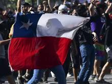 Trotz Unruhen: Copa-Libertadores-Finale in Santiago