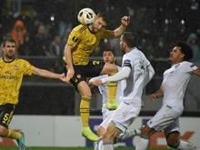 Mustafi erzielte per Kopf die Führung für die Gunners