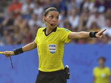Pfeift das WM-Finale: Stephanie Frappart
