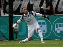 Oliver Baumann musste vorzeitig aus dem Trainingslager abreisen