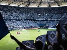 Beim Hamburger SV gingen trotz des Abstiegs 500 neue Mitgliedschaftsanträge ein