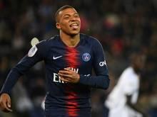 Kylian Mbappe trifft gegen Dijon doppelt