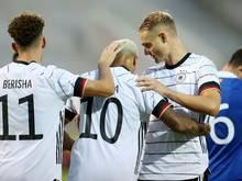U21: Ohne Ache gegen Bosnien-Herzegowina