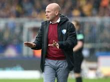 Bis Winter: Jens Rasiejewski bleibt Trainer in Bochum