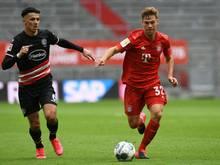 Alfredo Morales (l.) steht vor einem Wechsel in die MLS