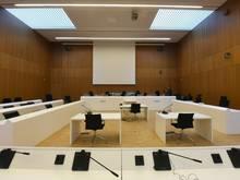 Der Aderlass-Prozess findet im Landgericht München statt