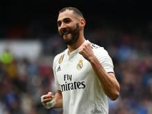 Matchwinner: Karim Benzema