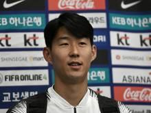 Der Ex-Leverkusener Son war nach dem Korea-Duell geschockt