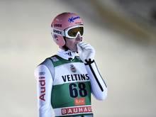 Skispringer Freund werfen Knieprobleme erneut zurück