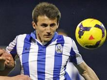 Ante Budimir wechselt zu St. Pauli