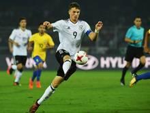 Glänzte bei der U17-WM: Jann-Fiete Arp
