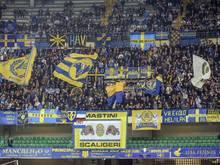 Vorerst doch keine Sperre für die Fans von Hellas Verona