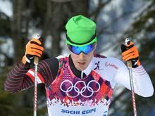 Gab das Doping bei Olympia 2014 zu: Johannes Dürr