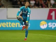 DFB-Pokal: Neuers Einsatz gegen Berlin ist ungewiss