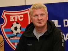 Stefan Effenberg arbeitet bei Uerdingen als Manager Sport