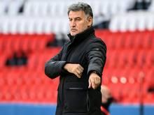 Christophe Galtier wechselt nach Nizza