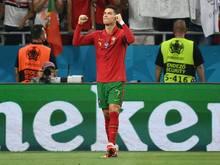 Daei gratuliert Ronaldo zum Tor-Weltrekord
