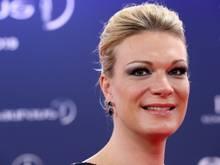"""Maria Höfl-Riesch war vom DSV-Quartett """"enttäuscht"""""""