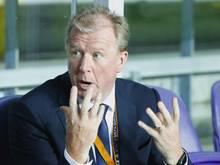 Bei den QPR entlassen worden: Steve McClaren