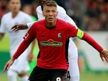 Mike Frantz beendet sein Engagement beim SC Freiburg