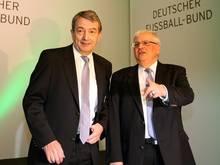Anklage gegen Wolfgang Niersbach und Theo Zwanziger