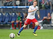 David Bates wird dem HSV lange fehlen
