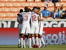 Erster Katar-Sieg beim Gold Cup
