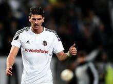 Gomez trifft wieder doppelt für Besiktas