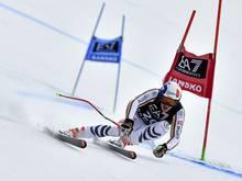 Ski-DM: Straßer (Bild) und Dorsch gewinnen Super-Kombi