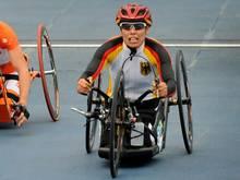 Andrea Eskau gewinnt WM-Silber auf dem Handbike