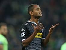 Raffael fehlt Gladbach auf Schalke