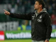 Ziegners Mannschaft spielte 1:1 gegen Hansa Rostock