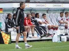 Frank Wormuths U20 bleibt weiter sieglos