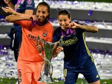 Lyon gewann die Champions League fünfmal in Folge